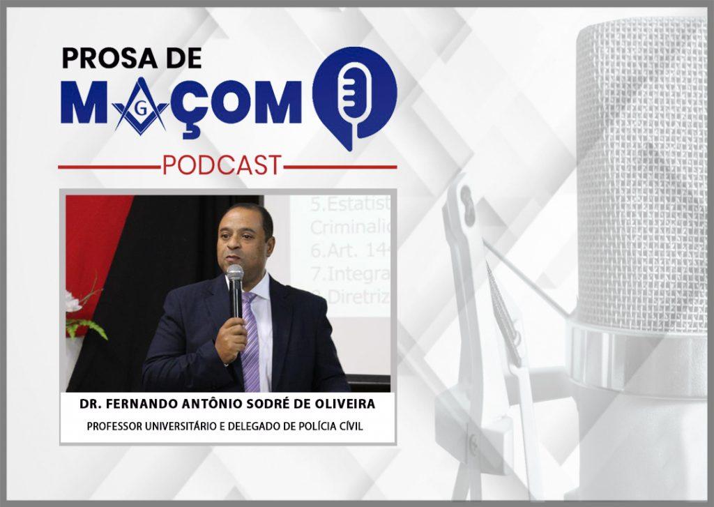 Dr. FERNANDO ANTÔNIO SODRÉ DE OLIVEIRA